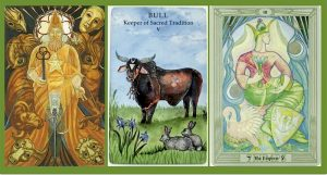 Thoth, Animal Wisdom and Thoth Tarots