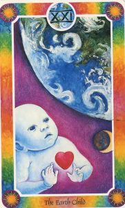 World, Inner Child Tarot